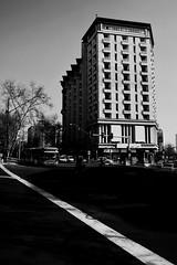 Iran - tehran - valiasr .st (ali.fathi) Tags: 1855 street outdoor 2017 xt10 creative composition monochrome blackandwhite bw streetphotography fujifilm iran tehran