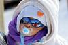 Wrapped (Alex..H) Tags: baby bébé tétine reflet lunettes glasses reflection froid cold