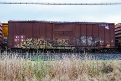 (o texano) Tags: houston texas graffiti trains freights bench benching ship wyse d30 a2m adikts defthreats dts