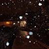 Park Crescent in the snow (rob orchard) Tags: park crescent brighton pub snow canon35mmf2 canon270ex flash