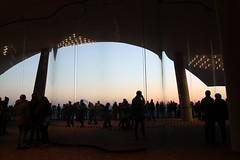 Elphi Hamburg (ivlys) Tags: allemagne deutschland germany hamburg hansestadt freeandhanseaticcity elbphilharmonie elphi gebäude building aussichtsplattform observationdeck architektur architecture ivlys