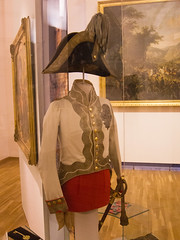 Uniform from Napoleonic Wars