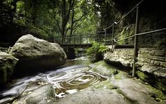 Leura Cascades (Bass Photography) Tags: leura leuracascades waterfall nature bluemountains sydney australia longexposure water runningwater bushwalk rocks rainforest forest green