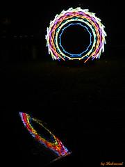 Strange reflection (Shahrazad26) Tags: amsterdamlightfestival2016 amsterdam reflection reflectie weerspiegeling nederland holland thenetherlands paysbas noordholland colors colours kleuren farben