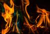 Flames (betadecay2000) Tags: camp fire lagerfeuer feuer vuur brand brennen kupfer copper flamme flame glut holzfeuer wood schwarzer hintergrund darstellender künstler personen verschwommen