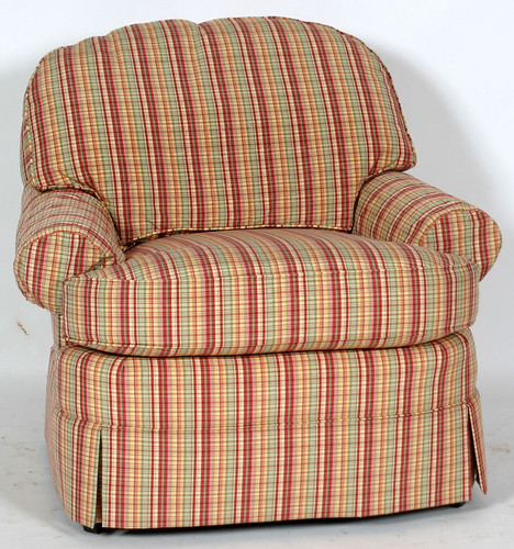 Wesley Hall Upholstered Club Chair ($154.00)