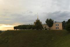 Le château nouveau , Grodno