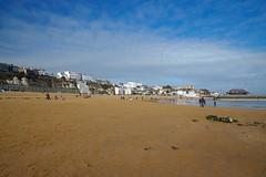 Viking Bay Broadstairs (favmark1) Tags: broadstairs vikingbay kent beach winter
