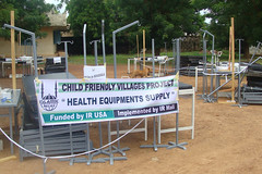 Health equipment in Mali