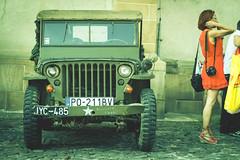 Jeep 1942 Willys MB // Veterny Preov (Luky Rych) Tags: old classic cars ford chevrolet car vw vintage photography mercedes benz photo model citroen beetle automotive renault bmw alfa audi corvette 1000 2015 koda preov a okruh veteranov veterny sarisky