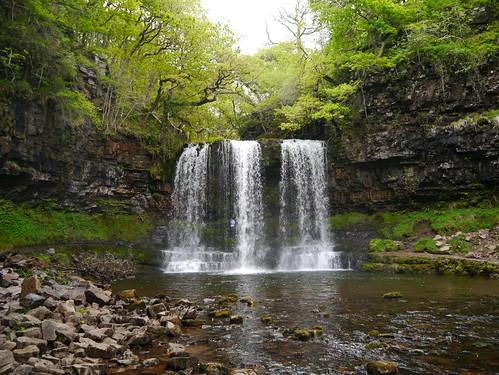 Brecon Beacons - Sgwd yr Eira