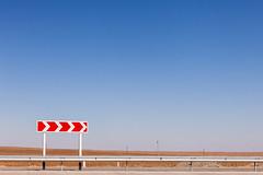 39669-013: CAREC Regional Road Project (Asian Development Bank) Tags: road signs highway transport transportation infrastructure silkroad roadsigns expressway uzbekistan centralasia trafficsigns adb uzb asiandevelopmentbank regionalcooperation roadaccess
