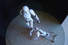 ZA 003 (Fer_D) Tags: starwars bs zombie stormtrooper hasbro kaiyodo blackseries revoltech deathtrooper deadtroopers