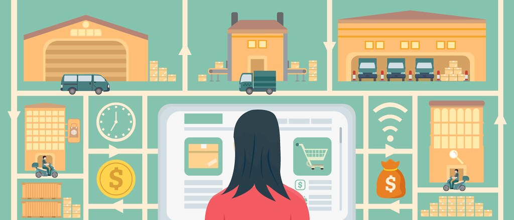 logistics by Tech in Asia, on Flickr