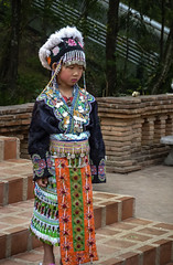 f88845096 (jaylvis29) Tags: costume habit et enfant thailande danceuse traditionnel ethnique folklorique