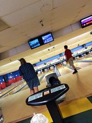 2014-08-06-Pic01-Jamie&Lane (junglekid_jared) Tags: bowling relatives 2014 lanephillips