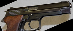 Bernardelli P018 9mm (9) (Rezz Guns (AZ GUNS-R-US)) Tags: gun winchester browning firearm firearms zastava saiga longgun