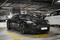 Bond-mobile (Marco Automotive Photography) Tags: james martin hong kong bond aston 007 vantage dbs db9 vanquish