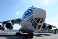 DSC_0587 (Jakub Wil.) Tags: tarmac airport nikon ramp aviation 330 jfk landing airline airbus boeing takeoff 777 757 767 737 320 76 380 photograpy 787 ilyushin d5100