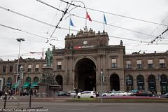 Bahnhofplatz (Harlani Salim) Tags: switzerland swiss zurich zurichhb zurichhauptbahnhof