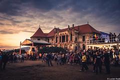 Electric Castle - Castelul Banffy (Lucian Nuță) Tags: sunset electric landscape castel palatul cluj 2015 bontida bánffy electriccastel electric2015 electriccastel2015