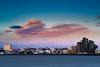 Around midnight - Reykjavik City, Iceland (Páll Guðjónsson) Tags: longexposure sunset summer skyline clouds evening iceland cityscape reykjavik highrise vista seasky ndfilter ndgrad zeissplanartf1485mmze leelittlestopper