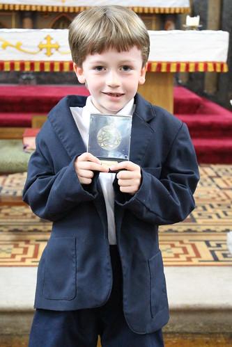 award Seamus football league winner