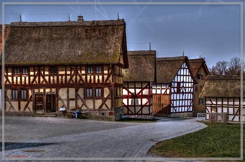 Freilichtmuseum Hessenpark - Haus Bamberg aus Friedensdorf (Baugruppe Mittelhessen)