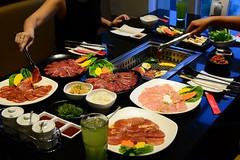 ปิ้งย่างเนื้ออร่อยๆ ระดับพรีเมียมที่ Gyu Gyu Tei Homepro ราชพฤกษ์