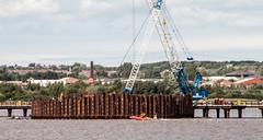 Mersey Gateway-8 (sammys gallery) Tags: mersey widnes runcornbridge wiggisland merseygateway