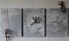 determined (Birgit.Riemann) Tags: abstract art 3d paint acrylic modernart kunst paintings canvas figur birgit acryl malerei 2015 leinwand gemälde triptychon riemann zeitgenössischekunst acrylbild acrylbilder determind figurativ zielstrebig acrylart birgitriemann