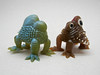 Vintage Rubber Uglies (The Moog Image Dump) Tags: monster vintage toy creepy gross figure horror jelly creature crawly jigglers frights jiggler