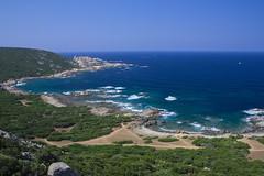 IMG_1423-RT (francis.seveyrat) Tags: coast corse corsica cte trail chemin maquis