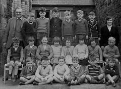 Gynradd Niwbwrch, Wales (theirhistory) Tags: uk school girls boys children shoes class teacher jacket badge gb jumper shorts form wellies blazer pupils wellingtons