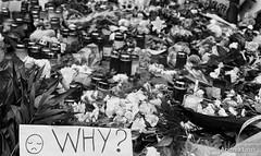 Berlin...charlottenburg (andrealinss) Tags: berlin berlinstreet berlinstreets andrealinss schwarzweiss street streetphotography streetfotografie weihnachtsmarkt christmasmarket terror trauer attack is gedenken memoire inmemory