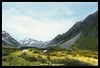 Hike to Mt Cook on Hooker Valley Trek (:: J-C ::) Tags: newzealand lordoftherings travel mountcook