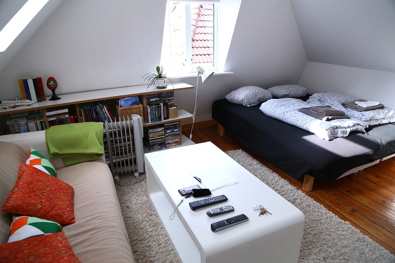 在挪威,像家一樣的卑爾根公寓