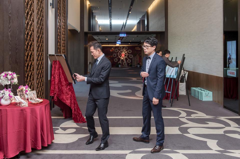 台南婚攝 晶英酒店 婚禮紀錄 C & Y 013