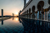 Sunset (tomabenz) Tags: mosque sony a7rm2 urban sunset reflection streetview sun emirates tones street photography sonya7rm2 streetphotography