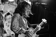 LIVE: The Hunted Crows @ Frankie's Pizza, Sydney, 18th Jan