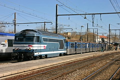 SNCF 567495 Train Regional, Miramas