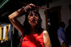 A sunny afternoon (Guille Ibanez) Tags: sunshine spain fan abanico baza andalucia fujifilm contrast sun shadows granada xt1