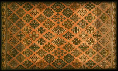 """Alfombras, espacios íntimos que simbolizan templos, árboles de la vida y el conocimiento, astros y paradisos. • <a style=""""font-size:0.8em;"""" href=""""http://www.flickr.com/photos/30735181@N00/32230851690/"""" target=""""_blank"""">View on Flickr</a>"""