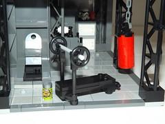 DSCF2221 (Nilbog Bricks) Tags: star wars lego moc minifigures stormtrooper base barracks