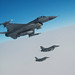 KC-135 Stratotanker pilots back in action to maintain tanker qualification