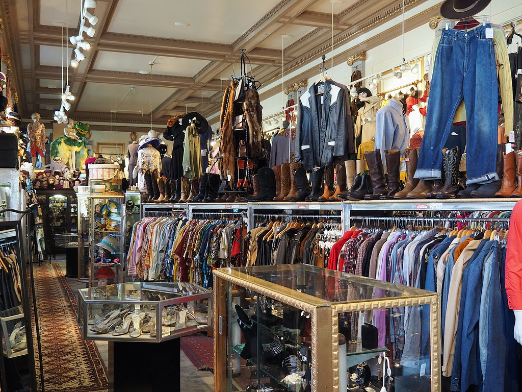 Hipster clothing stores san francisco