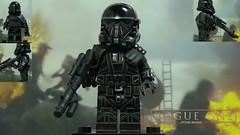 Custom Lego Rogue One: Death Trooper (Will HR) Tags: lego star wars