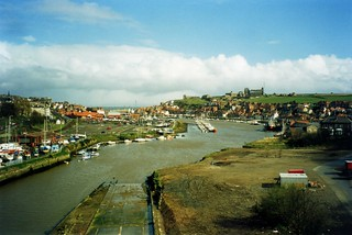 Esk at Whitby, Apr. 2001