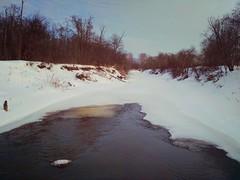 Темные воды зимней Сестры