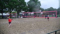 (Beach)volleybal